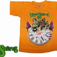 Hevisaurus: Arvoitus oranssi lasten t-paita