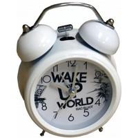 Elliot, Isac: Wake up world herätyskello