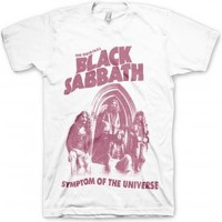Black Sabbath : Symptom of the Universe