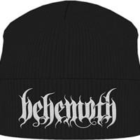 Behemoth: Logo