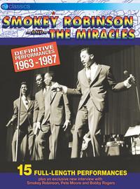 Robinson, Smokey: Definitive performances 1963-1987