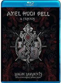 Pell, Axel Rudi : Magic moments