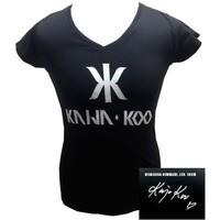 Kaija Koo: Logo lady fit