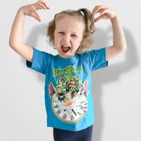 Hevisaurus: Arvoitus atoll lasten t-paita