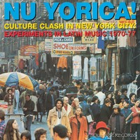 V/A: Nu yorica! culture clash in New York city 1.1