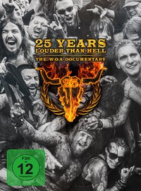 V/A: 25 Years Louder Than Hell – The W:O:A Documentary