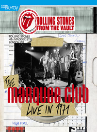 Rolling Stones: From The Vault: The Marquee - Live