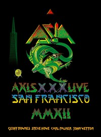 Asia: Axis xxx live in San Francisco mmxi