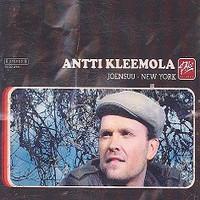 Kleemola, Antti: Joensuu- new york #