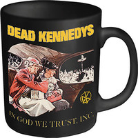 Dead Kennedys: In god we trust