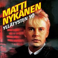 Nykänen, Matti: Yllätysten yö