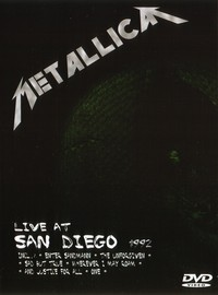 Metallica: Live at San Diego