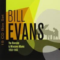 Evans, Bill: Complete Riverside & Milestone Albums 1956-1963