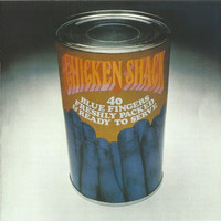 Chicken Shack : 40 Blue Fingers, Freshly Packed And Ready To Serve