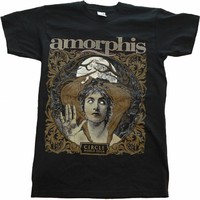 Amorphis: Circle world tour