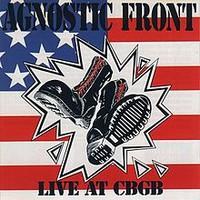 Agnostic Front: Live at CBGB