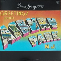 Springsteen, Bruce : Greetings from Asbury Park, N.J.
