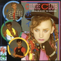 Culture Club : Colour By Numbers