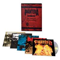 Pantera: Complete studio albums 1990-2000
