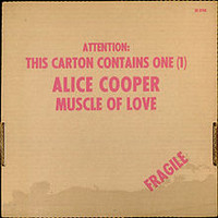 Cooper, Alice : Muscle Of Love