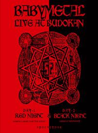 Babymetal: Live at Budokan: Red night & black