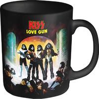 Kiss : Love gun