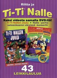 Ti-Ti Nalle: Ti-ti nallen joulu & sateenkaaren väreissä
