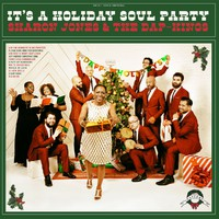 Jones, Sharon: It's a holiday soul party