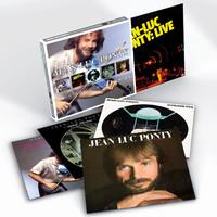 Ponty, Jean-Luc: Original album series volume 2
