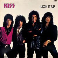 Kiss: Lick It Up