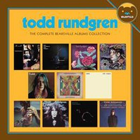 Rundgren, Todd: The Complete Bearsville Albums Collection