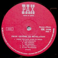 Genesis : From Genesis To Revelation