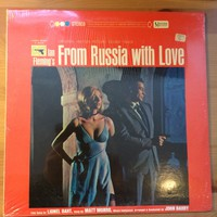 Soundtrack: From Russia With Love