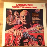 Soundtrack: Diamond Mercenaries