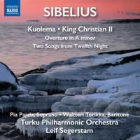 Sibelius, Jean: Kuolema - King Christian II