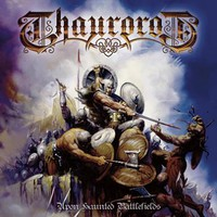 Thaurorod: Upon haunted battlefields -limited digipak
