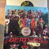 Beatles Sgt Pepper S Lonely Hearts Club Band