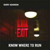 Adamson, Barry: Know where to run