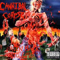 Cannibal Corpse: Eaten back to life