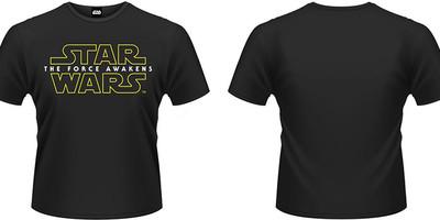 Star Wars The Force Awakens: Logo