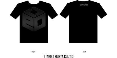 Stam1na: Musta kuutio