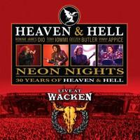 Heaven & Hell : Neon Nights - Live At Wacken
