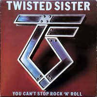 Twisted Sister : You Can't Stop Rock 'n' Roll
