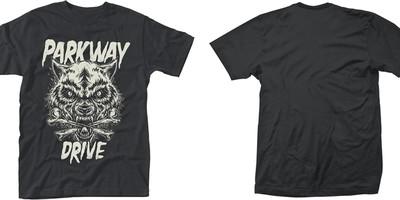 Parkway Drive: Wolf & bones