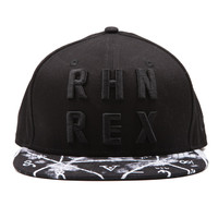 Rähinä: RHN REX strapback lippis