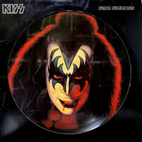 Kiss: Gene Simmons - Picture Disc