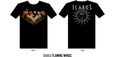 Diablo: Flaming Wings