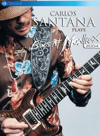 Santana: Plays blues at Montreux