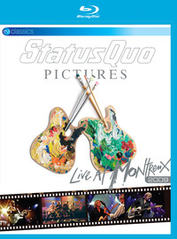 Status Quo: Pictures: live at Montreux 2009