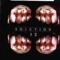 Solution 13: Solution 13